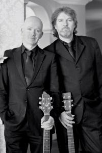 Eamonn Moran and Mick Morris, The Graduates